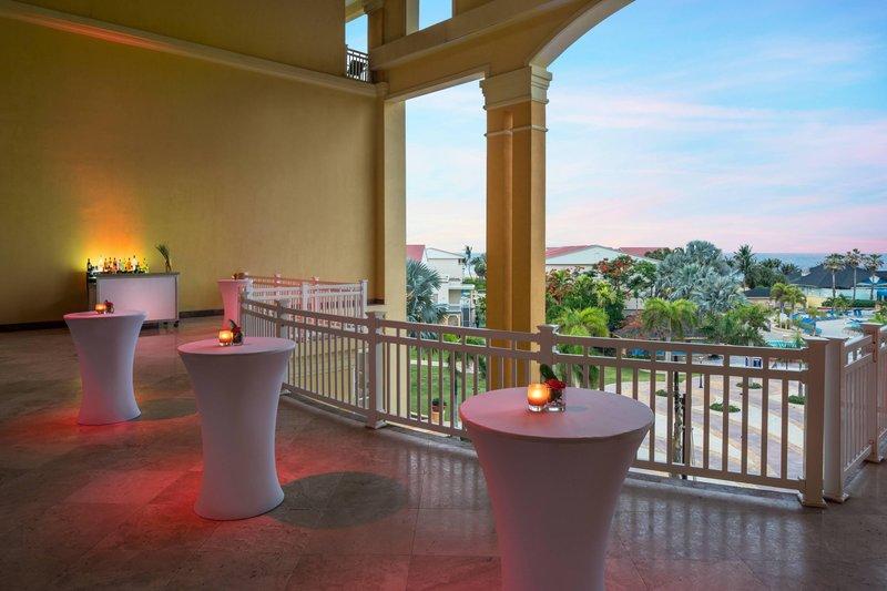 St. Kitts Marriott Resort-Ocean View Terrace<br/>Image from Leonardo