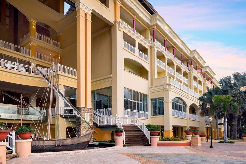 St. Kitts Marriott Resort-Exterior<br/>Image from Leonardo