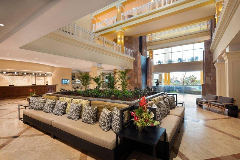 St. Kitts Marriott Resort-Lobby - Seating Area<br/>Image from Leonardo