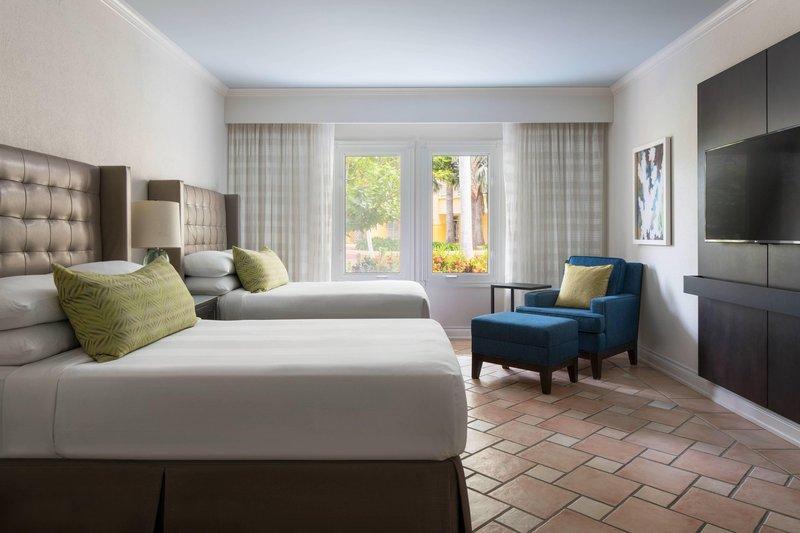 St. Kitts Marriott Resort-Garden View Guest Room<br/>Image from Leonardo