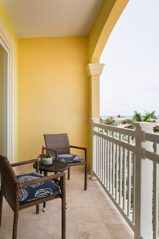 St. Kitts Marriott Resort-Guest Room - Balcony<br/>Image from Leonardo