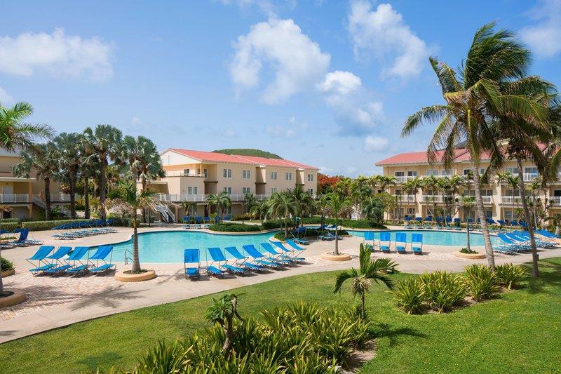 St. Kitts Marriott Resort-Guest Room - Pool View<br/>Image from Leonardo