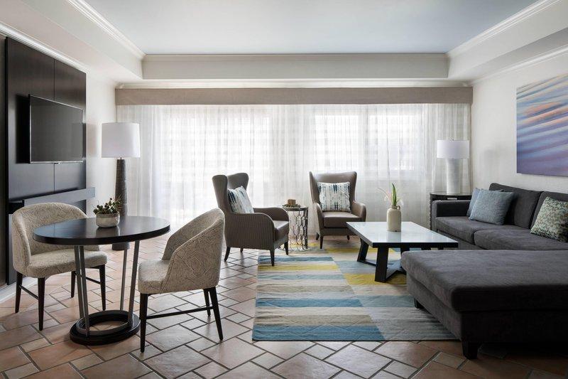 St. Kitts Marriott Resort-Villa - Living Area<br/>Image from Leonardo