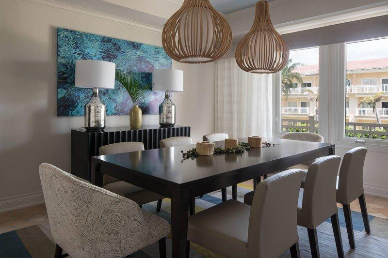 St. Kitts Marriott Resort-Villa - Dining Area<br/>Image from Leonardo