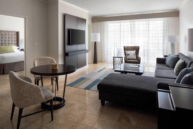 St. Kitts Marriott Resort-Suite - Living Area<br/>Image from Leonardo
