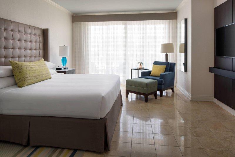 St. Kitts Marriott Resort-Suite - Bedroom<br/>Image from Leonardo