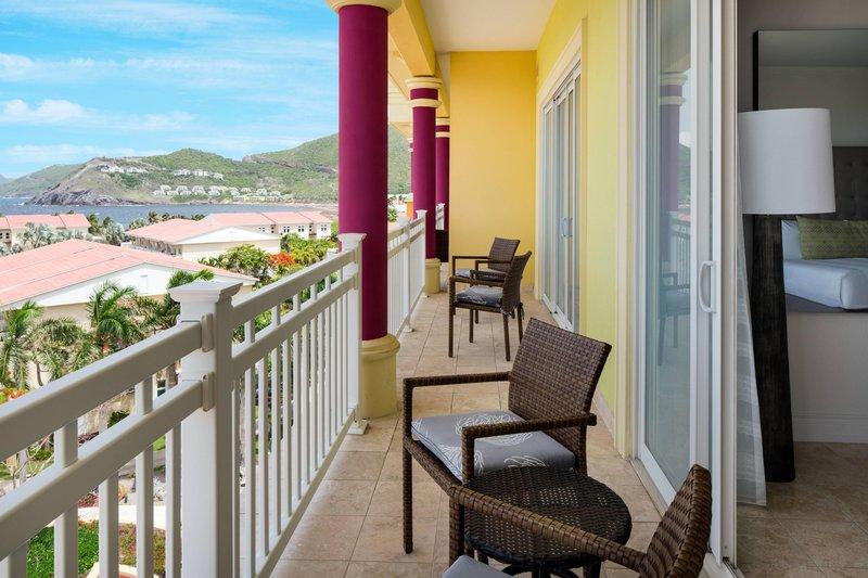 St. Kitts Marriott Resort-Suite - Balcony<br/>Image from Leonardo