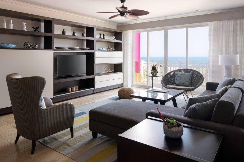 St. Kitts Marriott Resort-Presidential Suite - Living Area<br/>Image from Leonardo