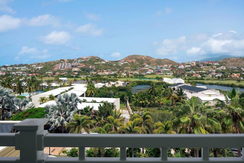 St. Kitts Marriott Resort-Royal Golf Suite - View<br/>Image from Leonardo