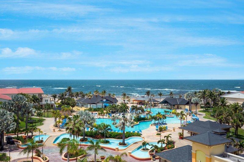 St. Kitts Marriott Resort-Royal Ocean Suite - View<br/>Image from Leonardo