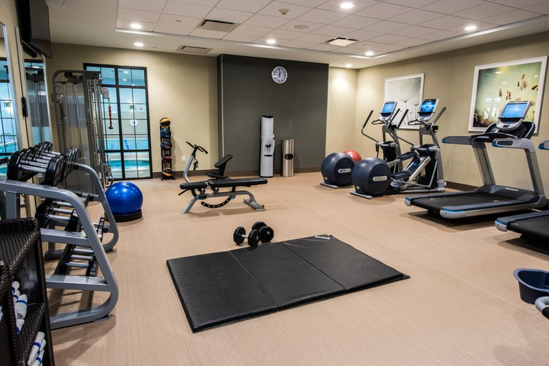 Staybridge Suites Albany Wolf Rd - Colonie Center-Fitness Center<br/>Image from Leonardo