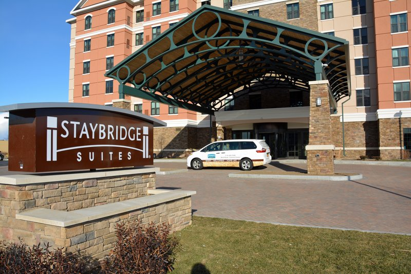Staybridge Suites Albany Wolf Rd - Colonie Center-Hotel Exterior<br/>Image from Leonardo