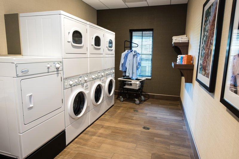 Staybridge Suites Albany Wolf Rd - Colonie Center-Guest Laundry<br/>Image from Leonardo