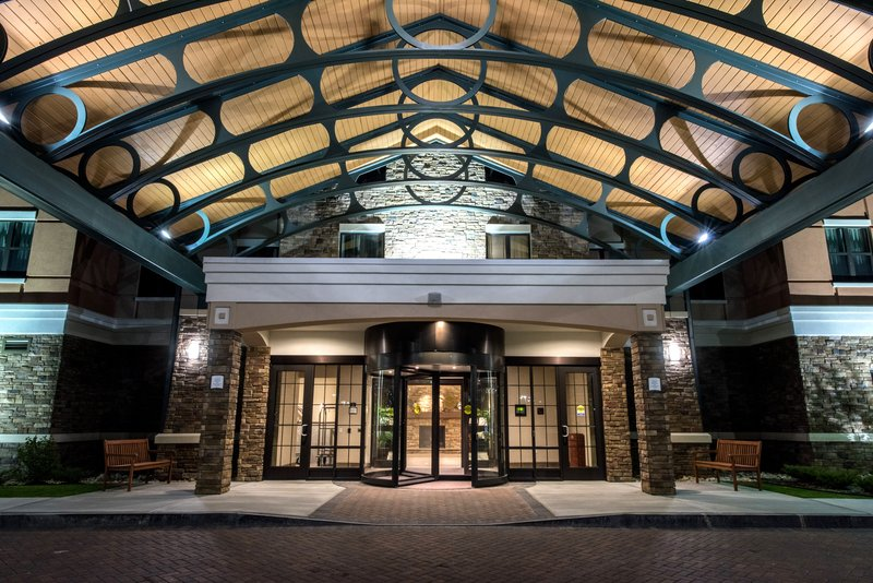 Staybridge Suites Albany Wolf Rd - Colonie Center-Entrance<br/>Image from Leonardo