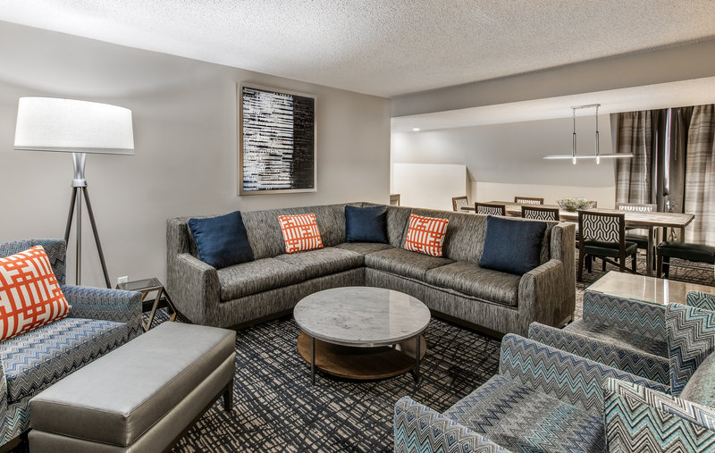 Crowne Plaza Annapolis-Presidential Suite<br/>Image from Leonardo