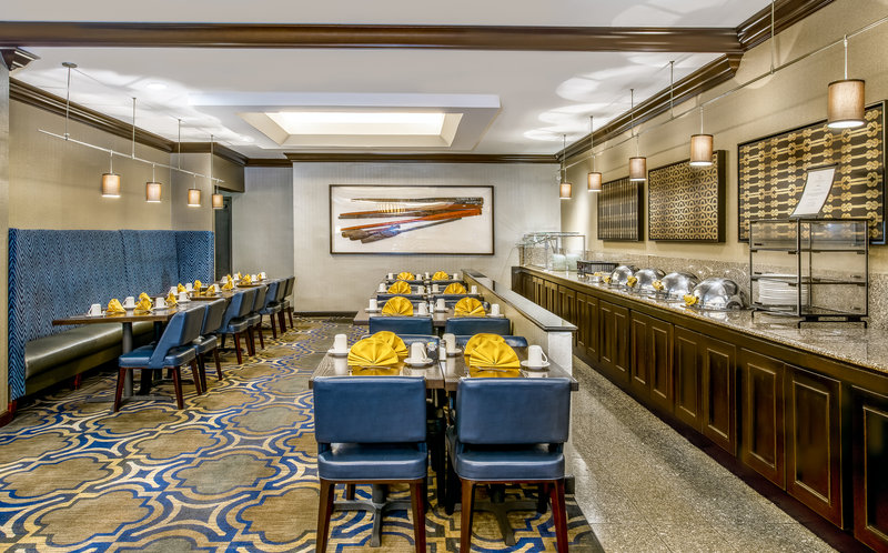 Crowne Plaza Annapolis-Breakfast Area<br/>Image from Leonardo