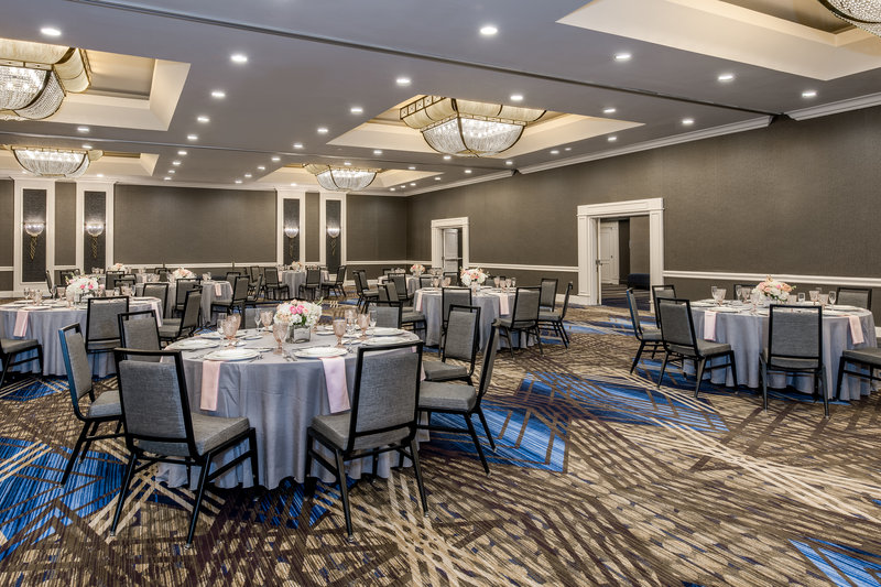 Crowne Plaza Annapolis-Banquet Room<br/>Image from Leonardo