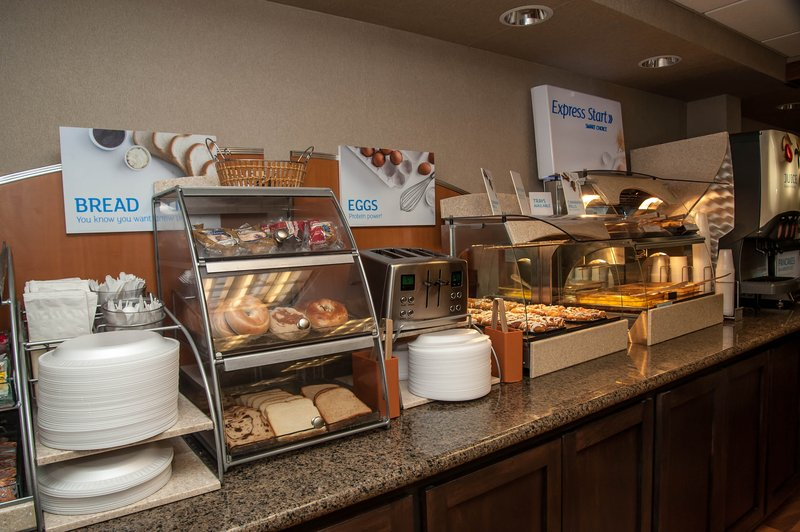 Holiday Inn Express Tucson-Airport-Breakfast Bar<br/>Image from Leonardo