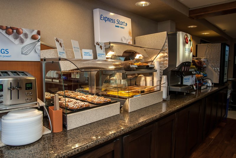 Holiday Inn Express Tucson-Airport-Breakfast Area<br/>Image from Leonardo