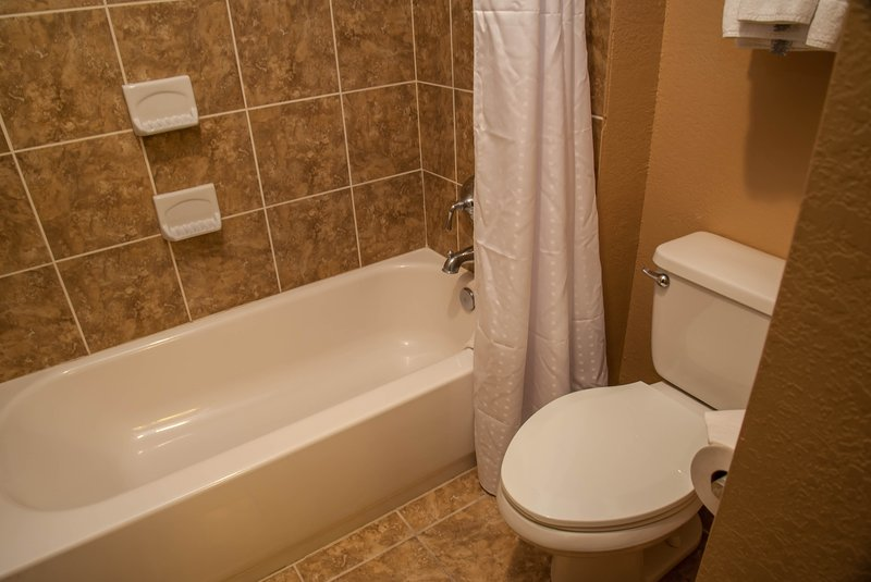 Holiday Inn Express Tucson-Airport-Guest Bathroom<br/>Image from Leonardo