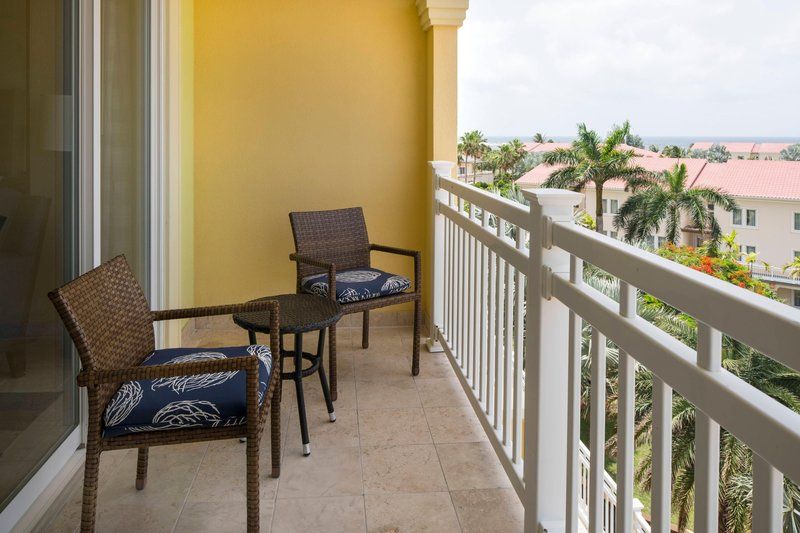 St. Kitts Marriott Resort-Guest Room Balcony<br/>Image from Leonardo