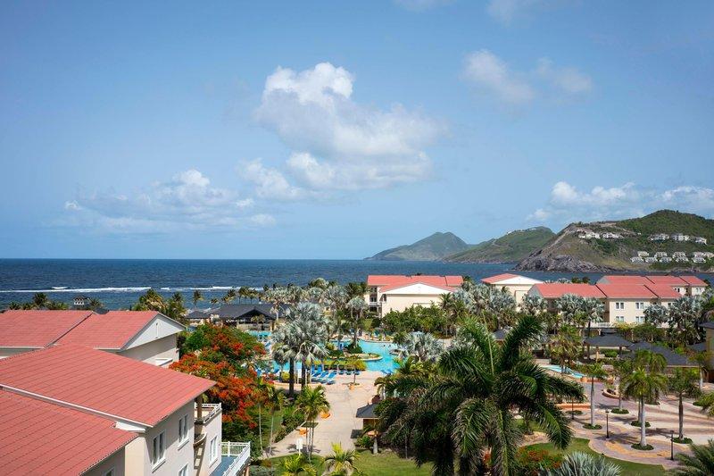 St. Kitts Marriott Resort-Presidential Suite View<br/>Image from Leonardo