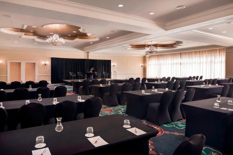 St. Kitts Marriott Resort-Royal Ballroom - Classroom Setup<br/>Image from Leonardo