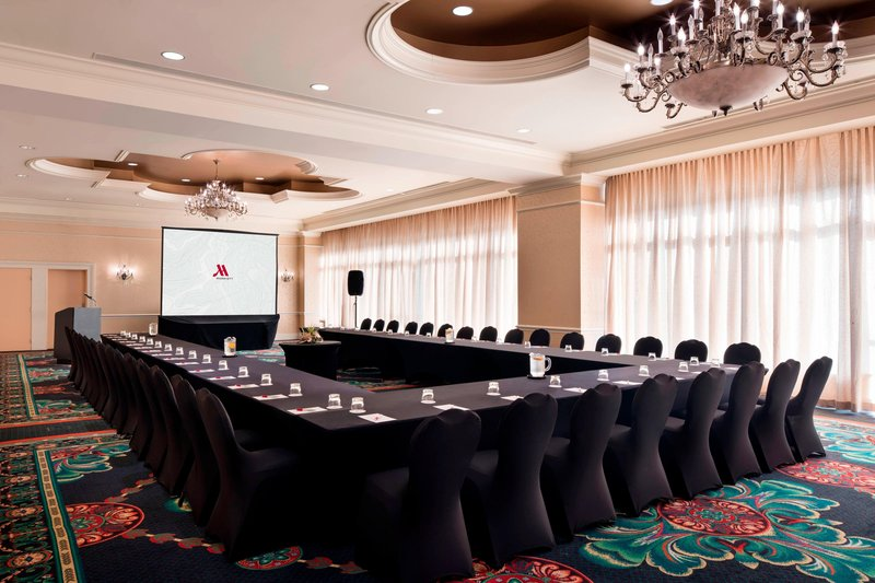 St. Kitts Marriott Resort-Royal Ballroom - U-Shape Set<br/>Image from Leonardo