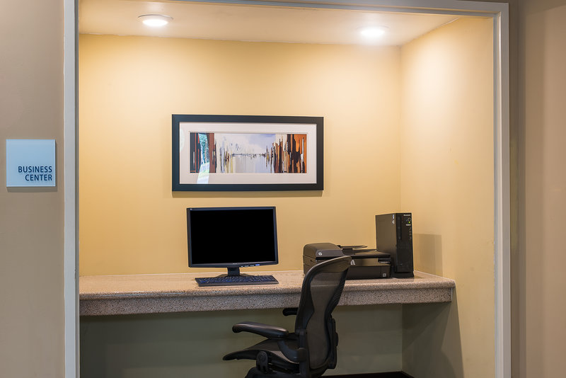 Holiday Inn Express Princeton Southeast-Business Center<br/>Image from Leonardo