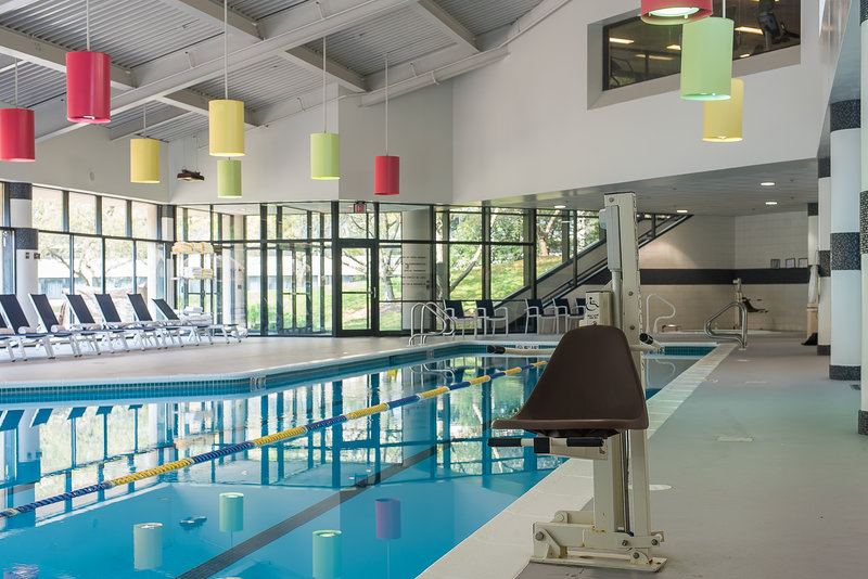 Holiday Inn Express Princeton Southeast-Swimming Pool<br/>Image from Leonardo