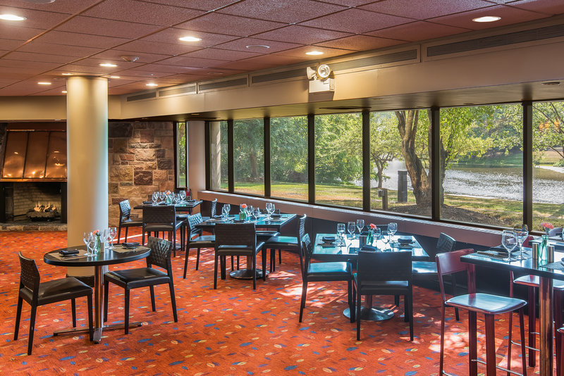 Holiday Inn Express Princeton Southeast-Forrestal Grille, Serving Breakfast, Lunch, and Dinner<br/>Image from Leonardo
