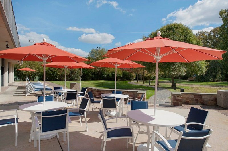 Holiday Inn Express Princeton Southeast-Catch some rays on our pool patio<br/>Image from Leonardo