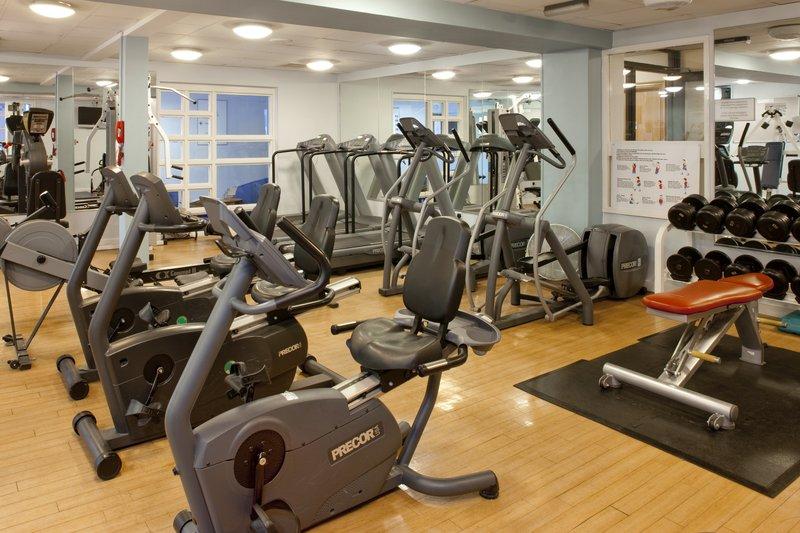 Holiday Inn Leeds - Garforth-Gym<br/>Image from Leonardo