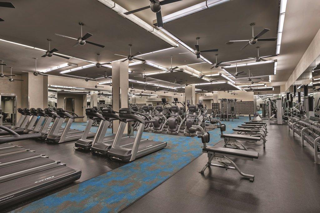 Bellagio - Fitness-Center <br/>Image from Leonardo