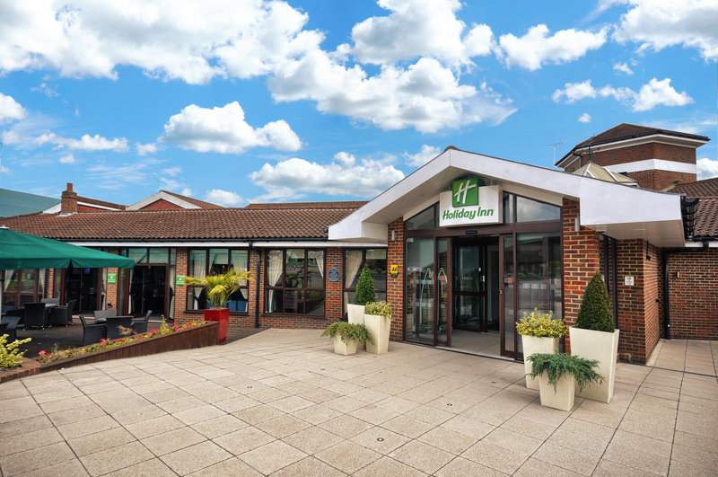 Holiday Inn London Gatwick - Worth-Hotel Located just 10 minutes from London Gatwick Airport<br/>Image from Leonardo