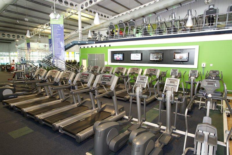 Holiday Inn London Gatwick - Worth-Nuffield Health & Fitness Center - adjacent to hotel<br/>Image from Leonardo