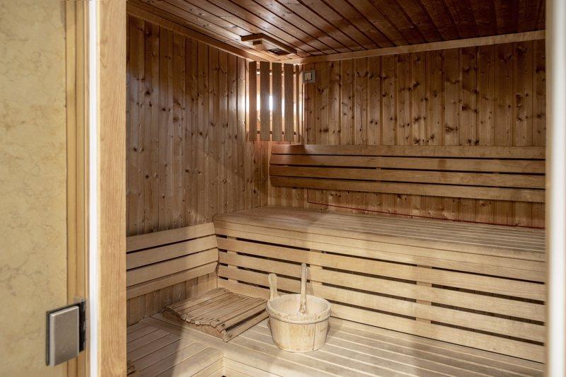 Intercontinental Porto - Palacio das Cardosas-Sauna<br/>Image from Leonardo