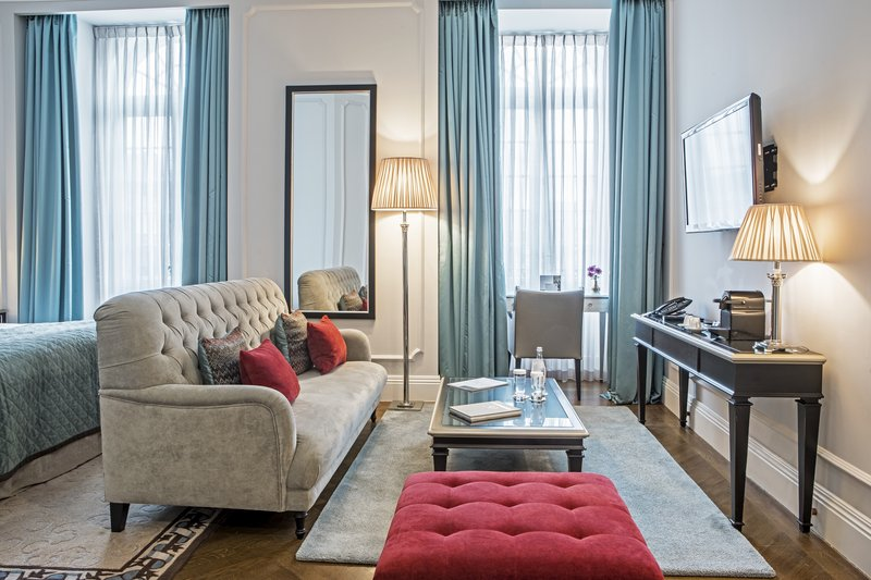 Intercontinental Porto - Palacio das Cardosas-Junior Suite with fantastic views of the city center<br/>Image from Leonardo