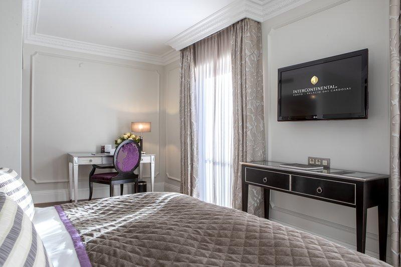 Intercontinental Porto - Palacio das Cardosas-One Bed Suite <br/>Image from Leonardo