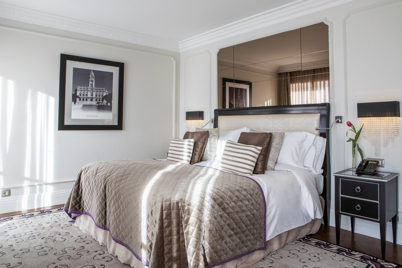 Intercontinental Porto - Palacio das Cardosas-One Bed Suite<br/>Image from Leonardo