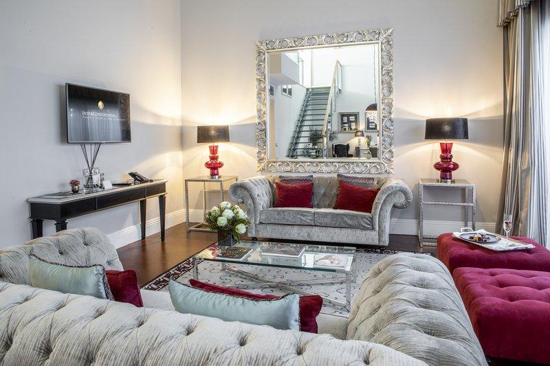 Intercontinental Porto - Palacio das Cardosas-Executive Duplex  Suite<br/>Image from Leonardo
