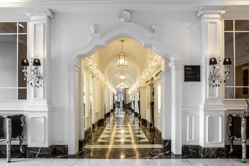 Intercontinental Porto - Palacio das Cardosas-Hallway<br/>Image from Leonardo