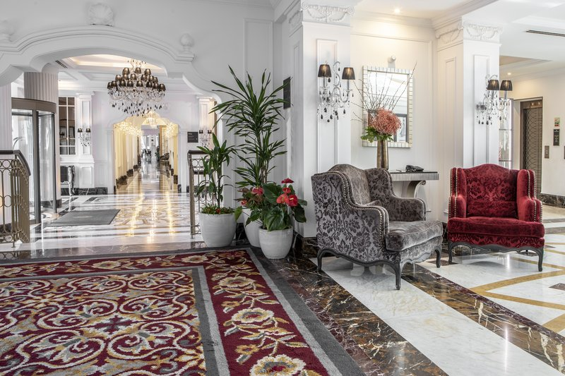 Intercontinental Porto - Palacio das Cardosas-Lobby <br/>Image from Leonardo
