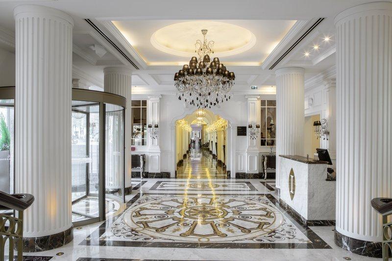 Intercontinental Porto - Palacio das Cardosas-Entrance<br/>Image from Leonardo