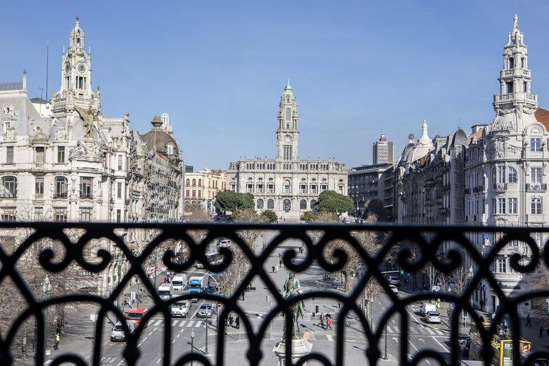 Intercontinental Porto - Palacio das Cardosas-Room City Center View<br/>Image from Leonardo