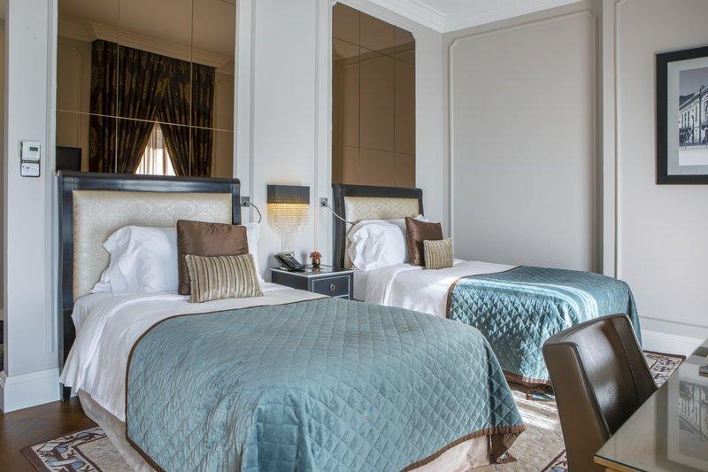 Intercontinental Porto - Palacio das Cardosas-Deluxe Room<br/>Image from Leonardo