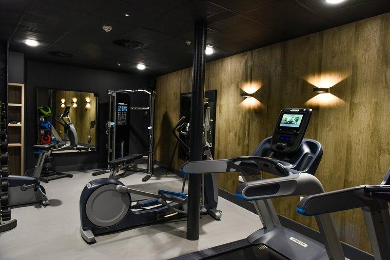 Hotel Indigo Dundee-Gym<br/>Image from Leonardo