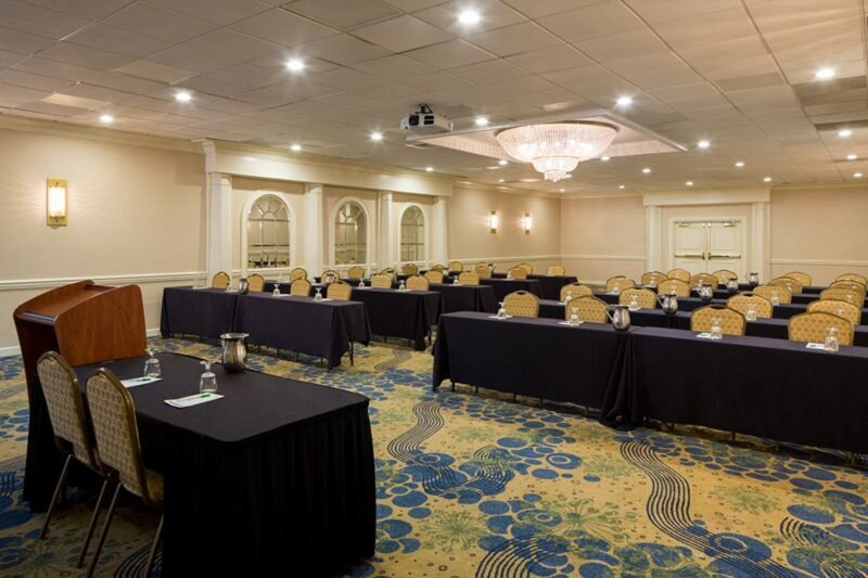 Holiday Inn Columbia East - Jessup-Meeting Room Classroom Banquet Columbia Baltimore DC BWI Airport<br/>Image from Leonardo