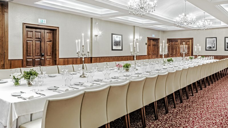 Intercontinental Porto - Palacio das Cardosas-Host your Dinner in our meeting room Aliados <br/>Image from Leonardo