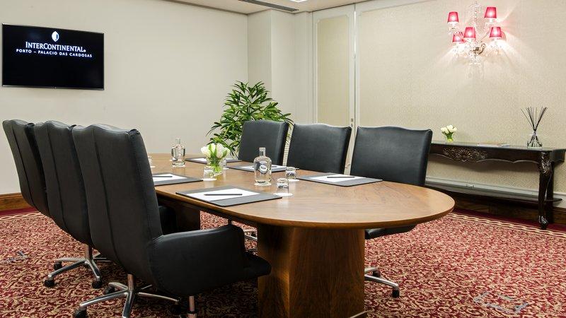 Intercontinental Porto - Palacio das Cardosas-Boardroom<br/>Image from Leonardo